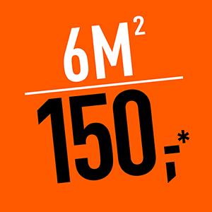 Adverteren op een toplocatie middels bouwhekreclame van 6m2 mediapartners